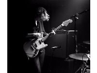 Female guitarist/synth/songwriter wanted for new band - Dead Weather, My Bloody Valentine, Savages