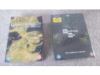 Boxset dvds