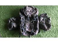 DPM Military Bergan 100 L