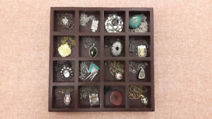 HAND PUT TOGETHER necklaces - only $12 ea!