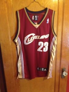 NBA LeBron James Cleveland Cavaliers Jersey