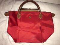 Longchamp Mini Bag Red