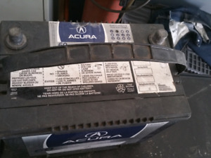 CAR AND TRUCK BATTERY/BATTERIES FORSALEPontG5/Civic/Toyota/Mazda