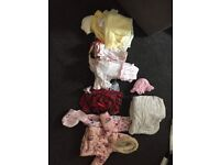 0-3 bundle of girl clothes