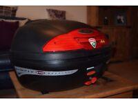 Ducati Multistrada (DS1000 & DS620) Givi E450 Top Box Monolock 45 litre