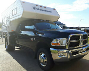 2012 Dodge Power Ram 3500  Truck. Turbo Diesel Mega Cab 4x4
