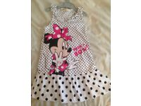 Minnie Mouse dress new