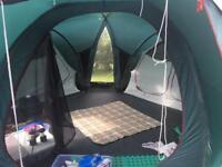 Berghaus Torridon 6.2 tent for sale.