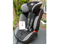 Britax child car seat (approx 9 months - 4 years)