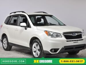 2015 Subaru Forester i Convenience BLUETOOTH CRUISE AC XMODE SIE