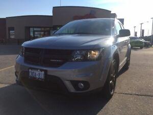 2016 Dodge Journey SXT BLACKTOP