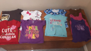 3t girls t shrits and tank tops