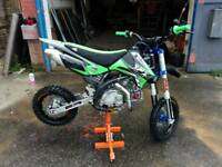 Rfz 150 elite s pit bike