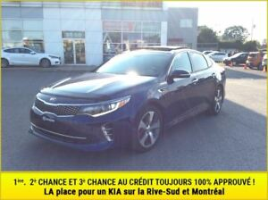 2016 Kia Optima SX Turbo *3.09%* Pneus Hiver*