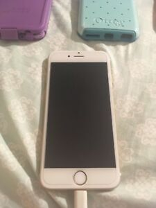 Bell iPhone 6 64gb 3 months old!!