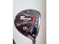 Callaway Big Bertha Alpha Double Diamond 816 driver Mint Condition