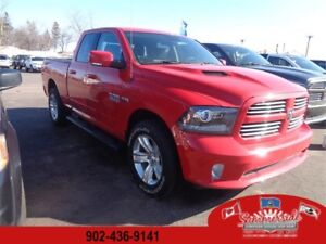 2016 Ram 1500 SPORT SAVE REDUCED SAVE OVER $14,000 OFF !!!