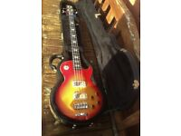 Gibson Les Paul Standard Bass (2003, Cherry Sunburst)
