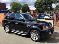 2007 Land Rover Range Rover Sport HSE 2.7TD V6 AUTO