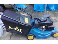 16 inch lawn mower Inhell Royal.