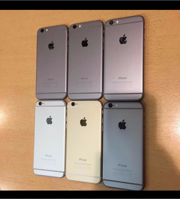 IPHONE 6 16GB UNLOCKED TO ALL NETWORKSin Walsall, West MidlandsGumtree - IPHONE 6 16GB UNLOCKED TO ALL NETWORKS BOXED WITH ALL ITS ACCESSORIES EXCELLENT CONDITION FIXED PRICE STRICTLY NO OFFERS AND SWAPS £210CAN BE COLLECTED FROM MY HOME ADDRESS OR DELIVERED LOCALLY
