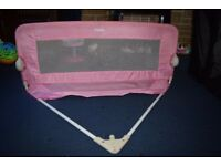 Tomy Safety Bed Guard (Pink)