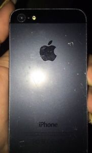 iPhone Space Grey 5s