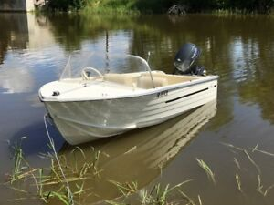 Springbok with 2007 Yamaha 25hp 4stroke