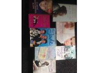 Books 50p each
