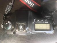 Canon 5d camera only and many accessories
