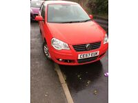 VW POLO 1.4 TDI 2007 Spare or repair