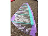 Windsurfer sail 4.5m