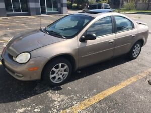 2000 Neon $1100 FIRM ETESTED!!! Lady driven daily!