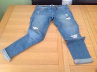 Ladies hollister jeans