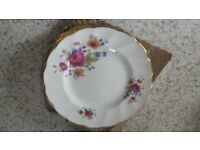 Royal Victoria Bone China Tea Set