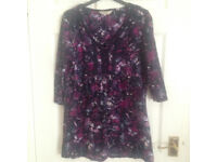 LADIES BLOUSES SIZE 14/16 (1)
