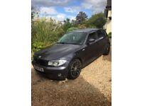 BMW 120D SPORT REMAPPED 190BHP 1 YEAR MOT