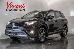 2016 Toyota RAV4 XLE AWD TOIT OUVRANT MAGS REARVIEW CAMERA