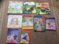 9 children's books