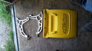 skidoo rev 800 parts stock and aftermarket