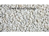 WHITE CHIPPINGS - FOR SALE