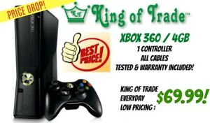 BEST PRICE XBOX 360 4gb - King of Trade