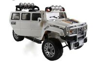Hummer ride on car