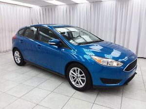 2015 Ford Focus SE 5SPD 5DR HATCH w/ BLUETOOTH, HEATED SEATS / S