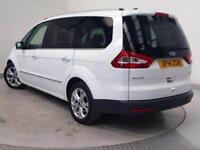 2014 FORD GALAXY 2.0 TDCi 163 Titanium X 5dr Powershift MPV 7 Seats