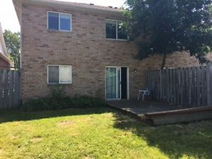 3+1 Semi-detached with attached garage and fenced yard!