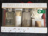 Baylis & Harding bath set - Brand New