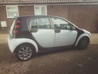 Smart ForFour for swap