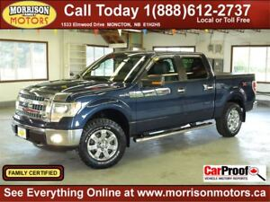 2014 Ford F-150 XLT XTR LEATHER!