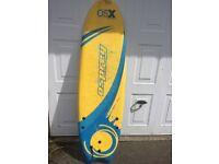 Osprey 6ft foam surfboard